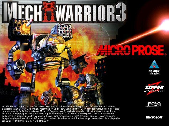 Link Tải Game MechWarrior 3 Miễn Phí Thành Công
