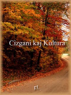 Cizgani kaj Kultura Cover