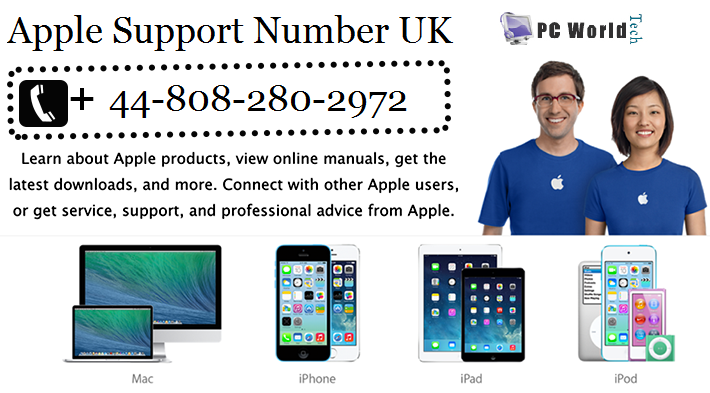 mac tech support phone number uk