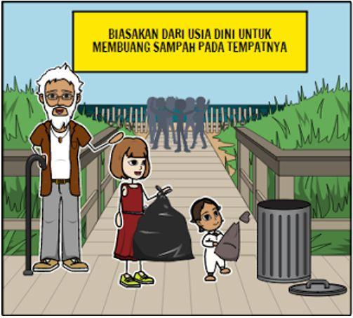Fatya Nuraini Tugas 3 Storyboard Layanan Masyarakat