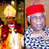 Bishop who preached at Alex Ekwueme's funeral came prepared... Listen to what he said about President Buhari