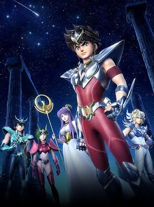 تقرير اونا Knights of the Zodiac: Saint Seiya (سيا: فرسان البروج)