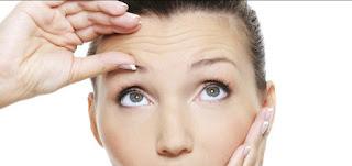 Mencegah Keriput Wajah dengan Frutablend