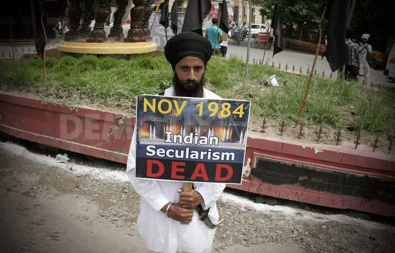 India: Sikhs urged to observe Indian Independence Day as a Black Day