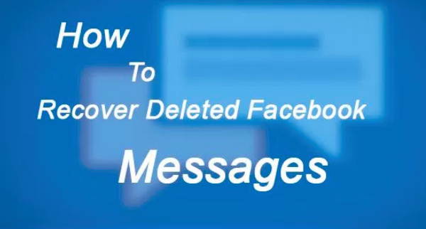 Can You Get Back Deleted Messages From Facebook