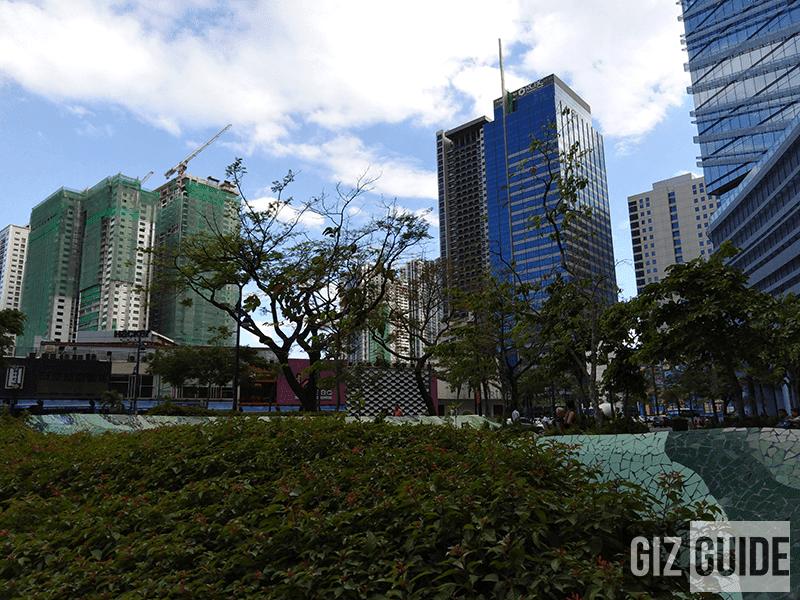 Daylight city snap