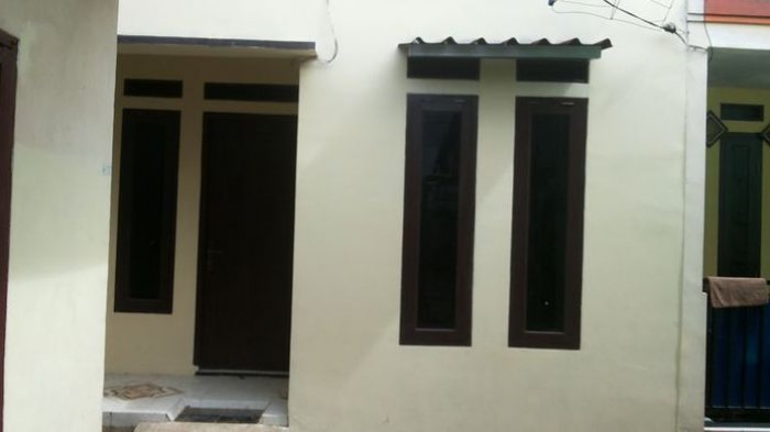 Buat Pak Ahok dan Pak Djarot, Rumah di Bawah Harga Rp 350 Juta di Jakarta Ada Loh, Ini Buktinya