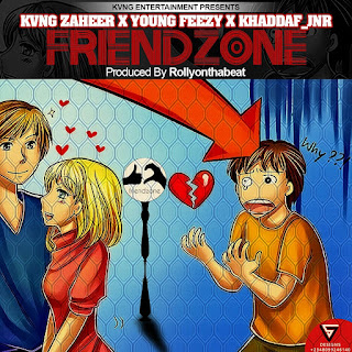 KVNG ENT. ACT kvng Zaheer came through with this dope track titled ***FRIEND ZONE*** featuring CREAM CITY. BOSS YOUNGFEEZY and Y.F.N. FRONT LINE RAPPER. KHADDAF_JNR Enjoy...