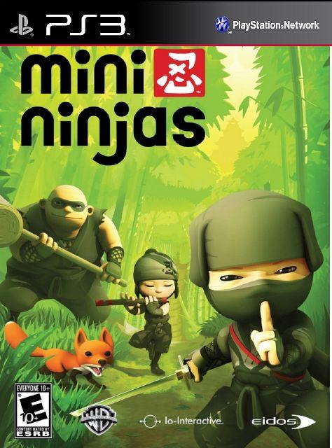 Mini Ninjas - Download game PS3 PS4 RPCS3 PC free