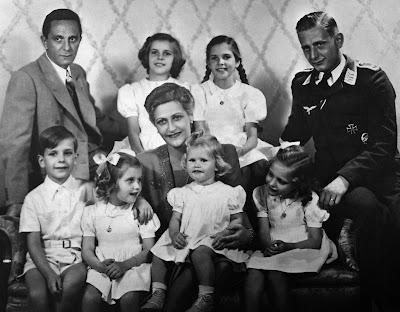 Magda Goebbels era filha de pai judeu