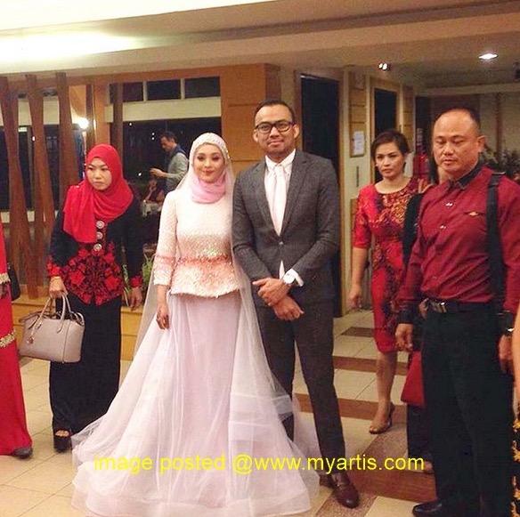 Sekitar Majlis Resepsi Adira dan Dato Red di Sabah