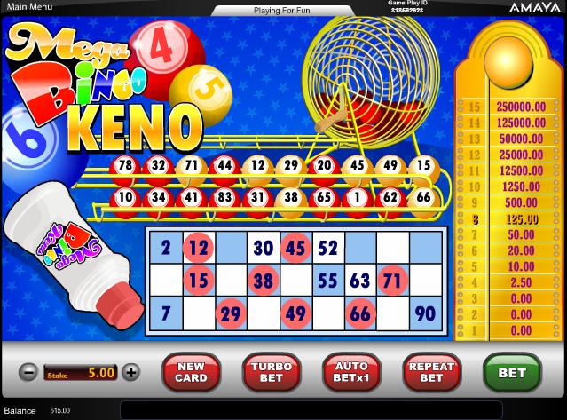 gratis bingo spelen online