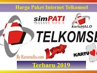 Paket Internet Telkomsel Murah Juli 2019