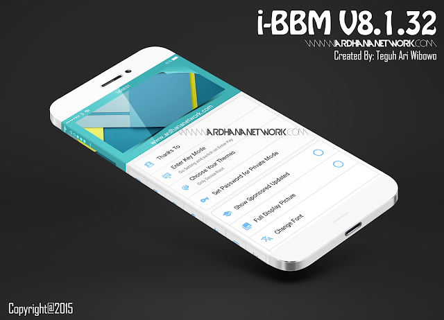 i-BBM V8.1.32 - Simple BBM Solution