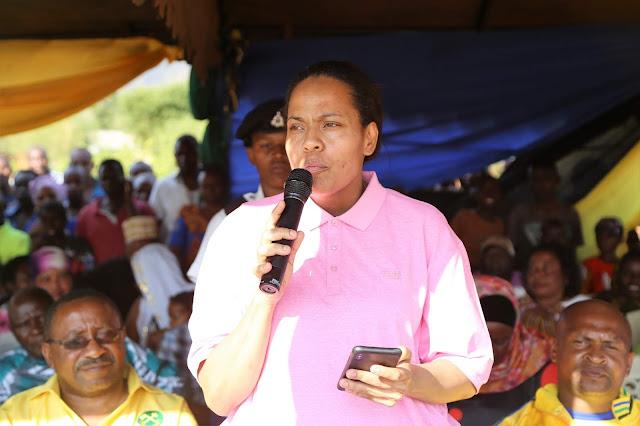 MABINGWA WAPYA ANGELA KAIRUKI CUP 2019 WAKABIDHIWA ZAWADI ZAO