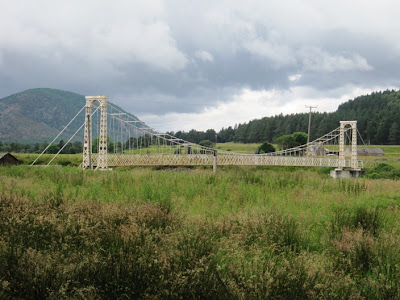 Polhollick Bridge, Deeside Walk