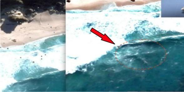 Letak Pesawat MH370 Yang Hilang