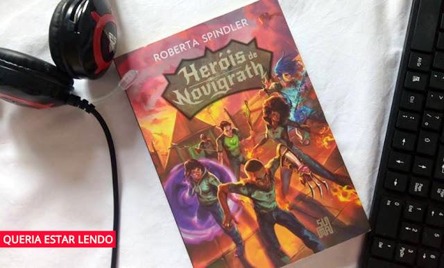 Resenha: Heróis de Novigrath