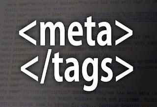 Meta Tag Blogger