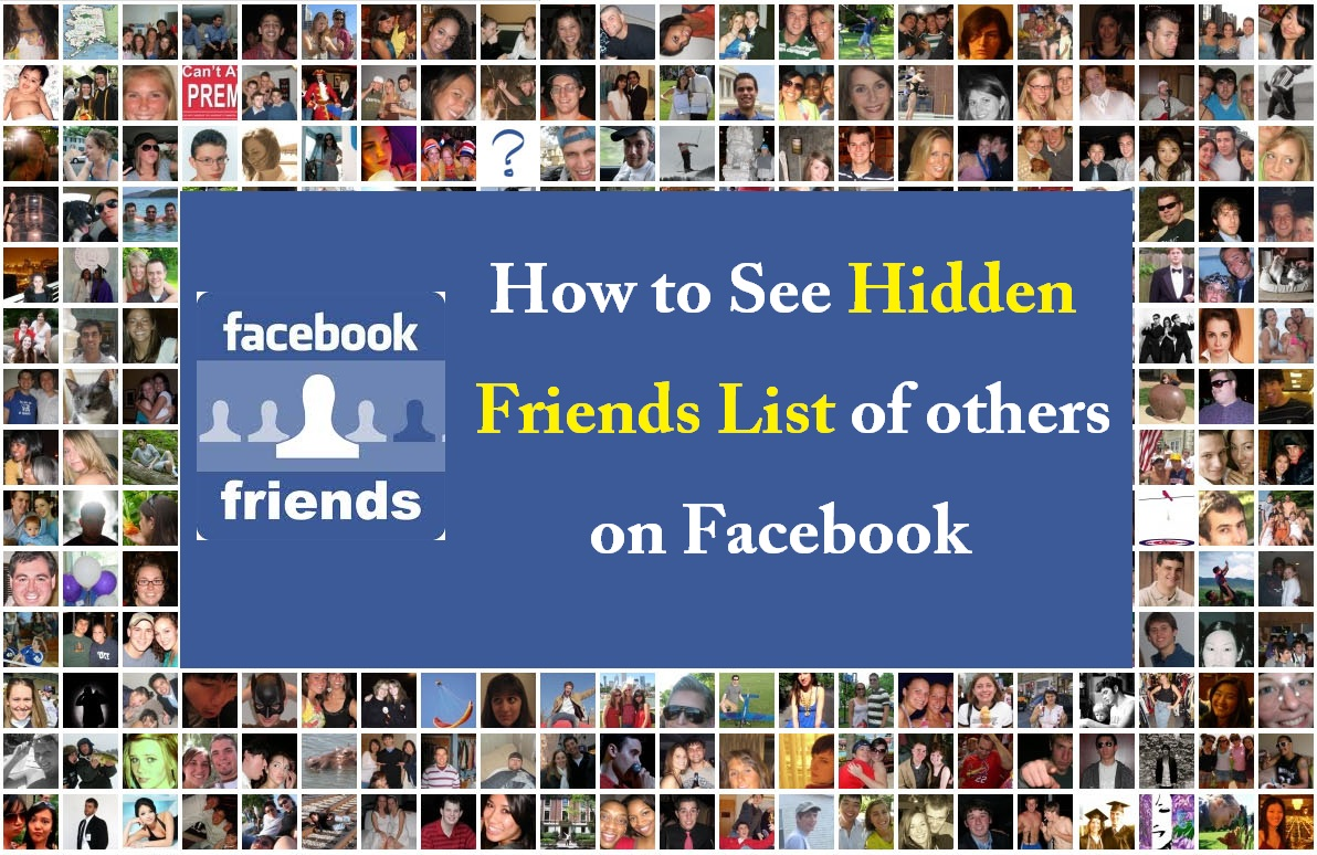 How To See Hidden Facebook Pictures 40