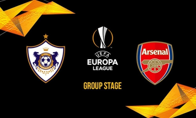 Prediksi Qarabag vs Arsenal 4 Oktober 2018 UEFA Eropa Liga Pukul 23.55 WIB