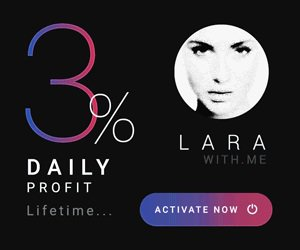 Lara_with_me the new telegram bot that pays, let's talk about it