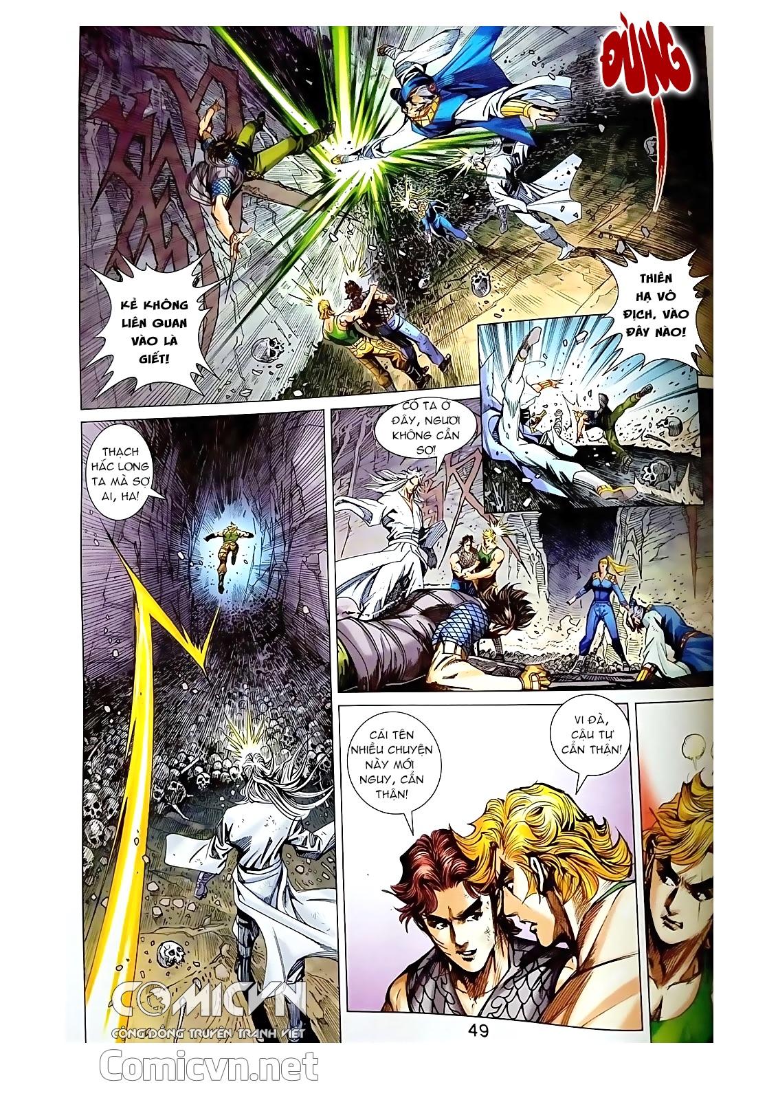 Tân Tác Long Hổ Môn chap 871.2 - Trang 2