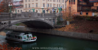 Ljubljana, Slovenia Dragon Bridge