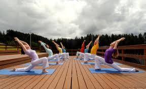 International Yoga Day essay - 200 words