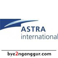 Lowongan Kerja PT Astra International 2018