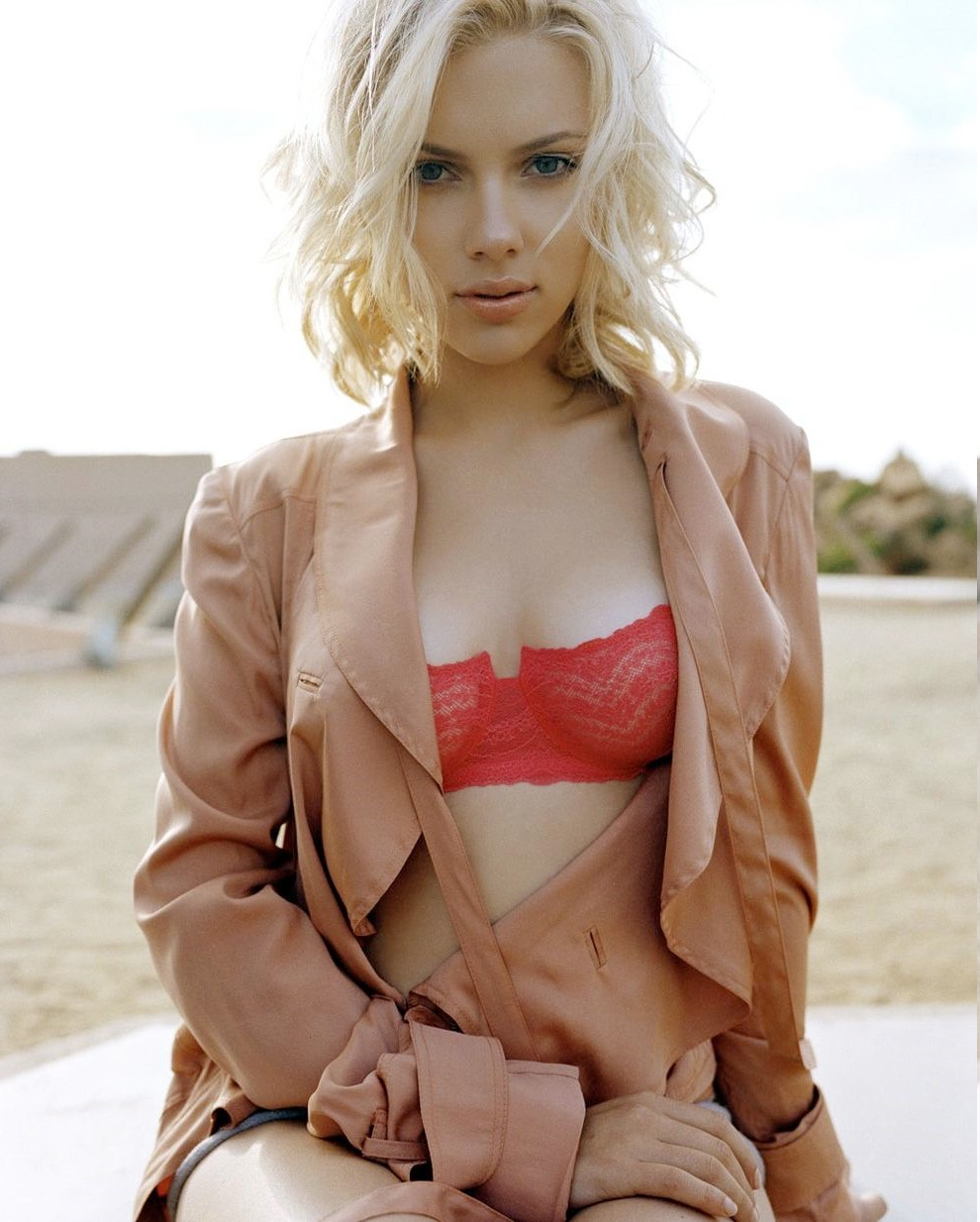 scarlett johansson model - photo #5