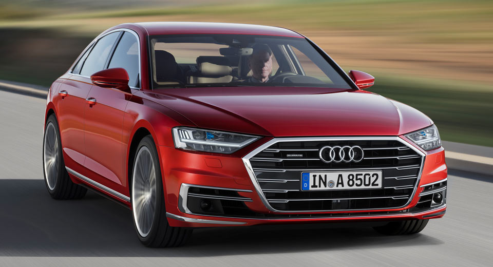 Next Audi S8 to use plug-in hybrid power from Porsche