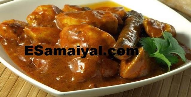நாட்டுக்கோழி மிளகு குழம்பு செய்வது | Nattukkoli pepper sauce !