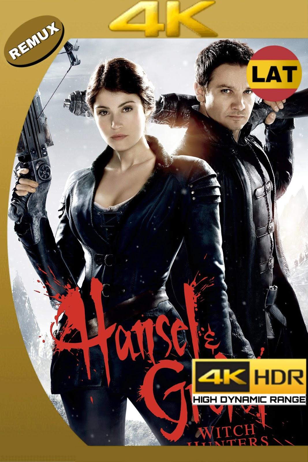 HANSEL Y GRETEL: CAZADORES DE BRUJAS 2013 LAT-ING ULTRA HD 4K HDR BDREMUX 2160P 55GB.mkv