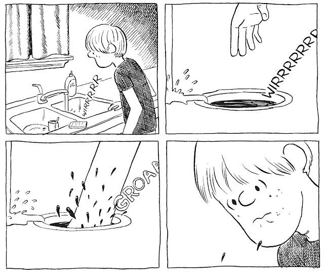 the end of the fucking world, koniec zjebanego świata, recenzja komiksu, non stop comics, netflix