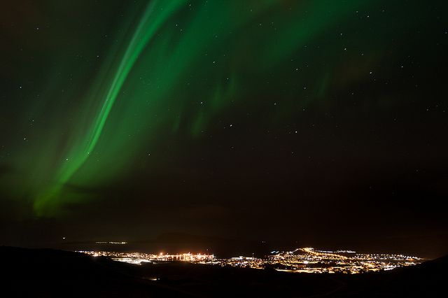Interested In Seeing The Northern Lights Here Are 10 Places To Visit - Tórshavn, Faroe Islands