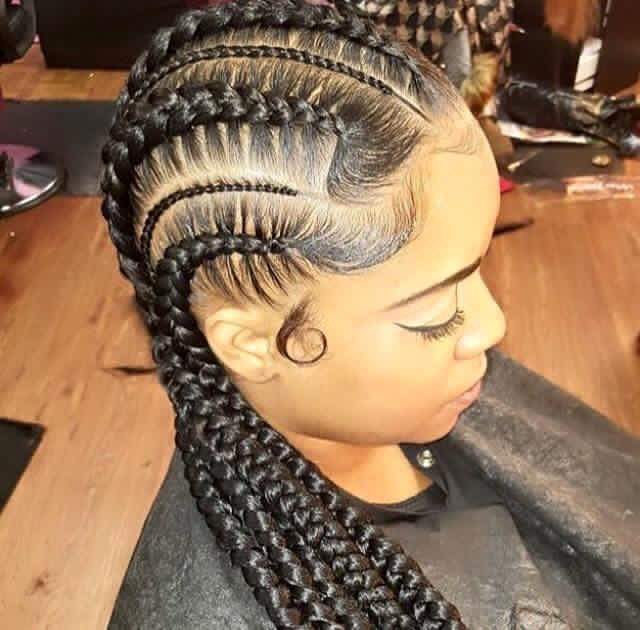 A Friend Of Mine Who Is Aware My Passion For Anything Hair Tagged Me In Post On Facebook That Had Really Beautiful Cornrow Styles