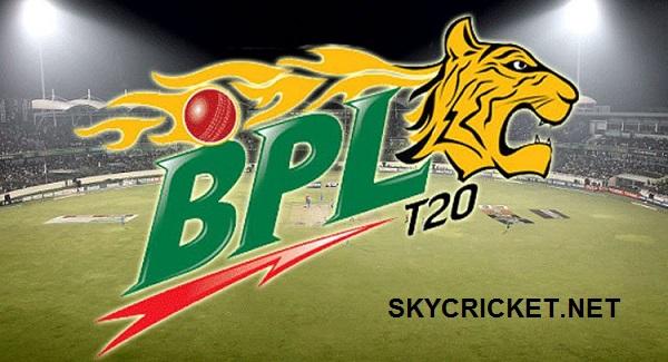 BPL T20 2017 Fixture