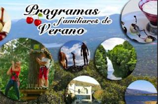 Programa familiar verano 2016 (Valle del Jerte)