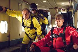 Jack Nicholson & Morgan Freeman , The Bucket List