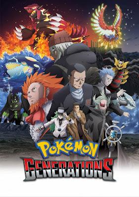 Pokemon Generations Anime Sub Español