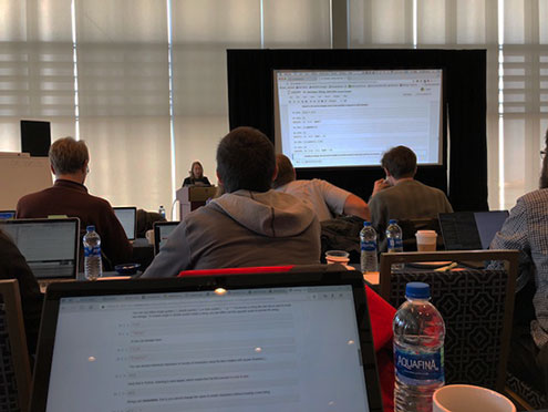 Got my seat in the AAS Astropy workshop