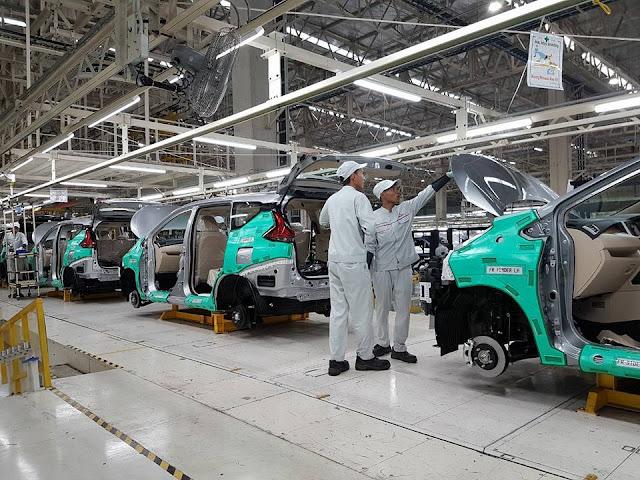 Pabrik Mitsubishi Cikarang