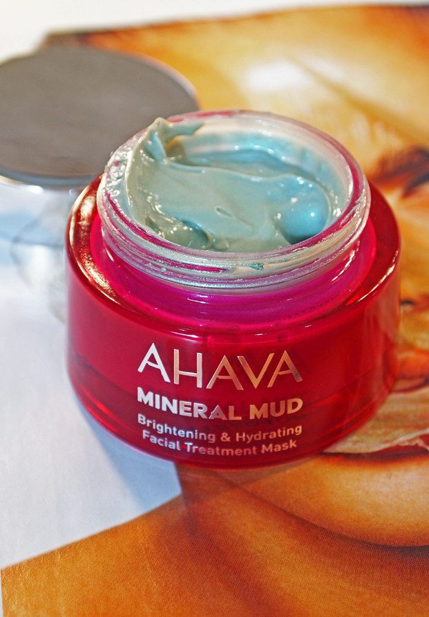 Ahava Mineral Mud Brightening & Hidrating Mask