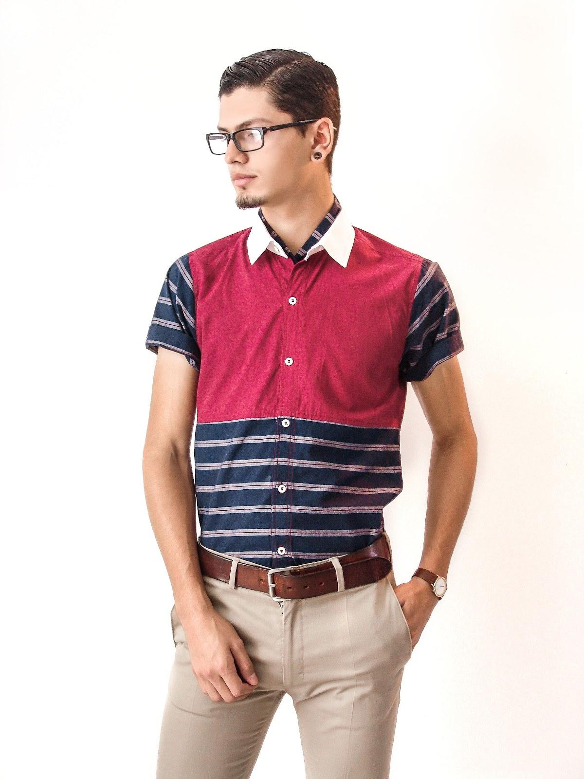 ea67993cf21b Nuevas prendas para hombres del diseñador Luis Mario Centeno   El ...