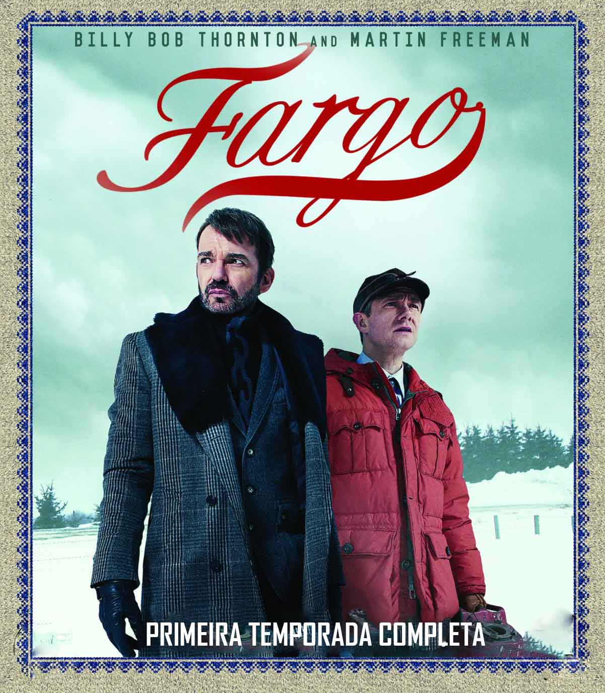 Fargo 1ª Temporada Torrent - BluRay 720p Dublado