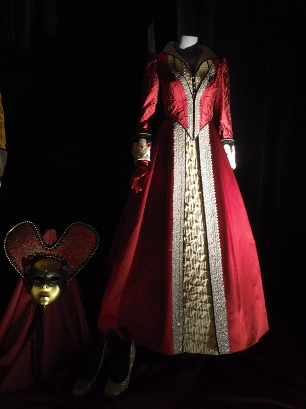 Queen of Hearts Cora Once Upon a Time costume