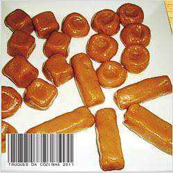 Receita Caramelo de Leite