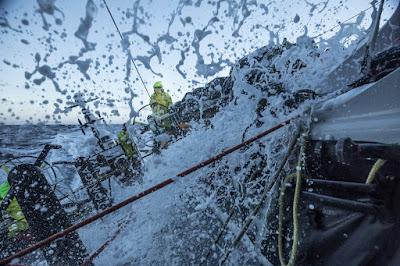 Volvo Ocean Race 2018, etape 7