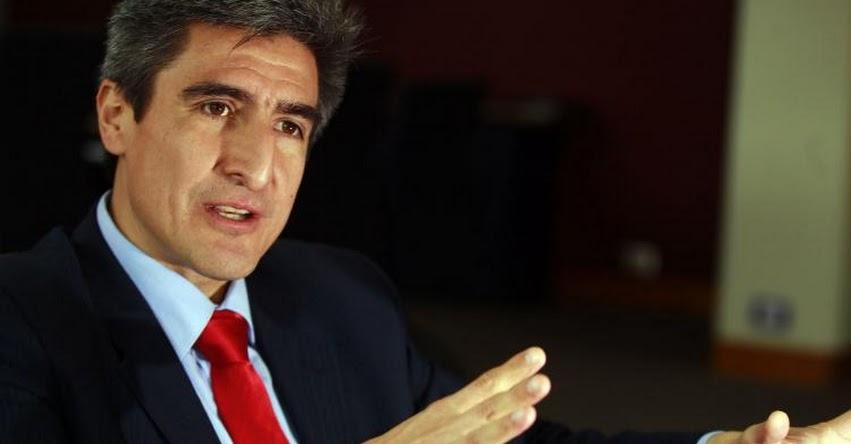 Alejandro Neyra juramentará esta tarde como nuevo ministro de Cultura
